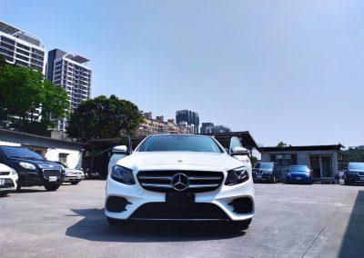 M-Benz E300 4matic AMG Line 2018
