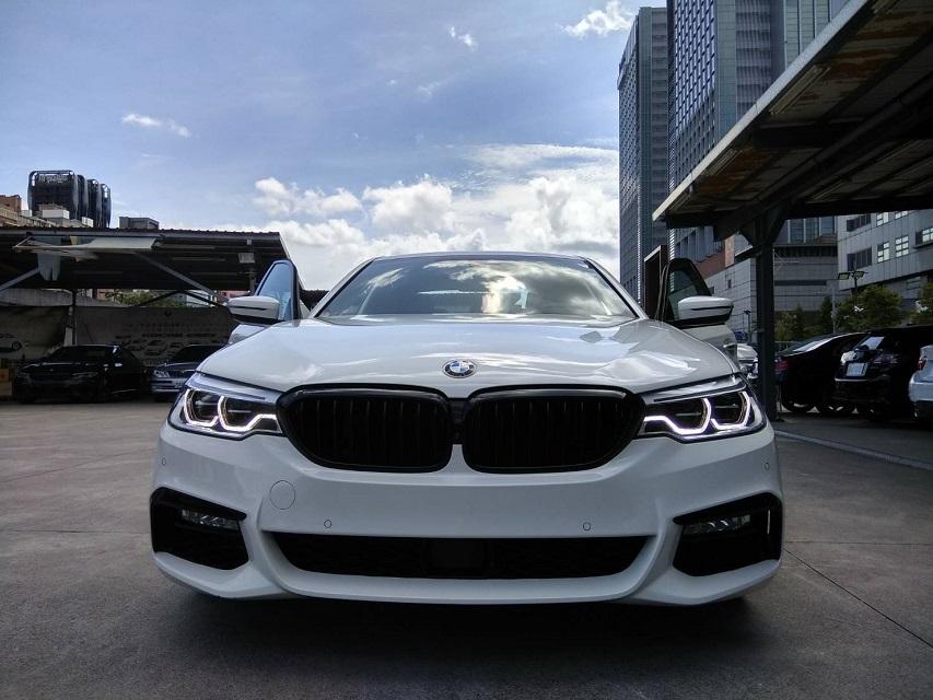 BMW 540i M-sport xdrive 2017