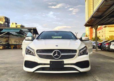 M-Benz CLA250 AMG Line 4matic 2017