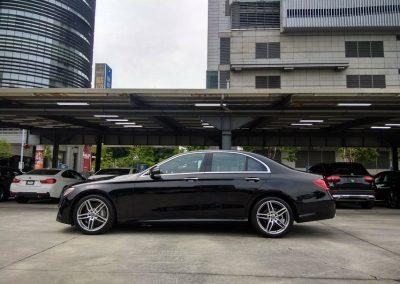M-Benz E300 AMG Line 4matic 2017